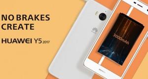 معرفی هواوی Y5 نسخه ۲۰۱۷، محصولی پایین رده و اقتصادی از کمپانی هواوی