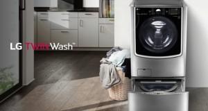 ماشین لباسشویی TwinWash محصولی جدید از ال جی