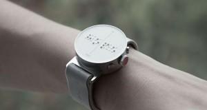 Dot : ساعتی هوشمند برای نابینایان