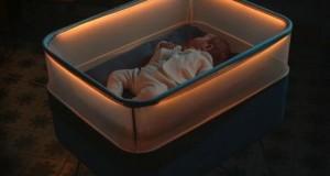 گهواره خلاقانه ساخت شرکت فورد: شبیه سازی محیط خودرو برای خوابی راحت