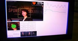 دوربین جدید پاناسونیک با قابلیت تشخیص ضربان قلب