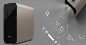 Sony Xperia Touch پروژکتوری با قابلیت تبدیل سطح به نمایشگر لمسی