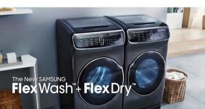 FlexWash+FlexDry : ماشین لباسشویی رونمایی شده سامسونگ