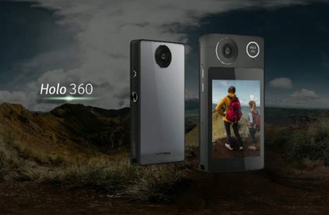 Holo 360 : دوربینی که میتوانید با آن تماس صوتی برقرار کنید