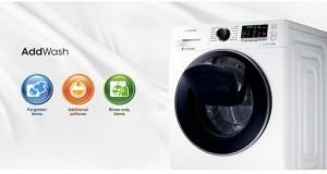 مزایای درب دوم در ماشین لباسشویی Addwash