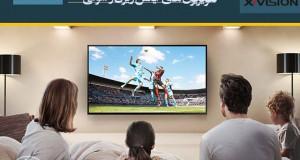 بیست و پنجمین خرید خوب اردیبهشت ماه : تلویزیون های Xvision و Sony