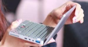 لپ تاپ GPD Pocket؛ کوچکترین لپ تاپ دنیا
