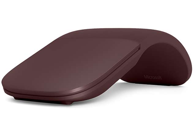 رونمایی کمپانی مایکروسافت از Surface Arc Mouse