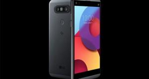 رونمایی از کیو ۸ گوشی هوشمند جدید LG