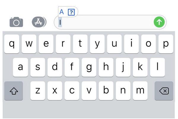 باگ جدیدی در iOS که با حرف «i» مشکل دارد