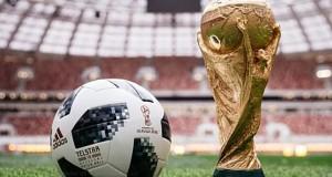 از توپ هوشمند جام جهانی ۲۰۱۸ رونمایی شد