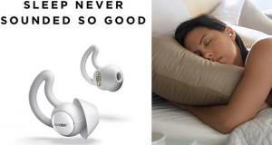 ایرفونی جدید به نام Sleepbuds، برای افزایش کیفیت خواب