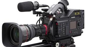 بازی های المپیک توکیو با کیفیت ۸K دوربین ۷۷هزار دلاری Sharp 8C-B60A فیلمبرداری خواهد شد
