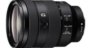 لنز همهکاره FE 24-105mm f/4 G OSS سونی از ماه جاری میلادی عرضه خواهد شد