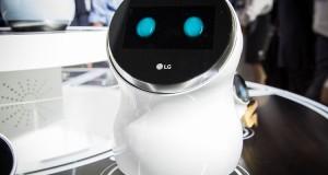 معرفی ربات سخنگوی ال جی به نام LG Hub Robot که کنترل لوازم منزل را به عهده خواهد گرفت