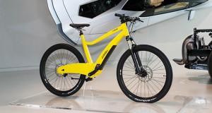 با سریع ترین دوچرخه برقی لامبورگینی، زمان را در دست بگیرید