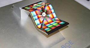 تولید نمایشگر OLED منعطف توسط یک شرکت چینی