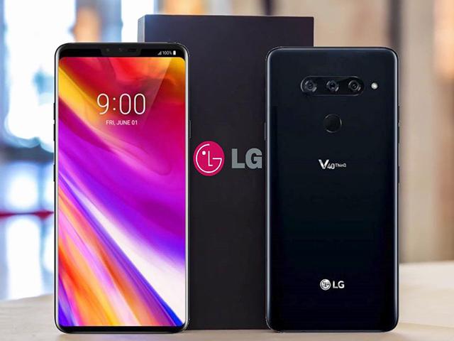 معرفی گوشی هوشمند ال جی V40 در کمتر از سه هفته آینده