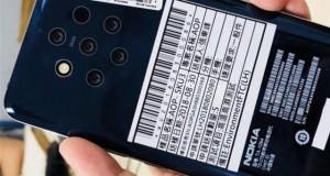جدیدترین گوشی موبایل نوکیا با پنج دوربین