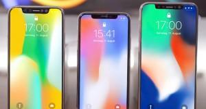 مشخصات گوشی های آیفون لو رفت: XS طلایی، آیفون ۱۰ لایت و گوشی X پلاس