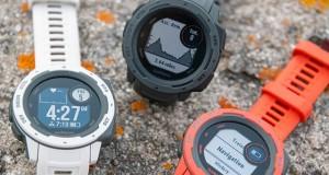 جدیدترین ساعت هوشمند گارمین بنام Garmin Instinct