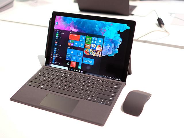 تبلت هیبریدی مایکروسافت، سرفیس پرو ۶ (Microsoft Surface Pro 6)