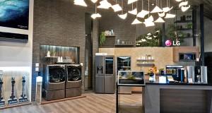آشپزخانه هوشمند ال جی در CES 2019 به نمایش گذاشته شد