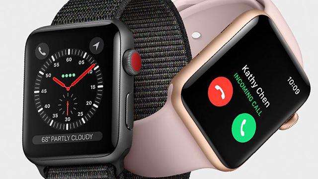ساعت هوشمند اپل واچ ۵۰ درصد از سهم بازار را ازآن خود کرد