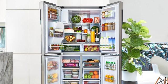 مناسب ترین زمان نگهداری مواد غذایی در یخچال و فریزر