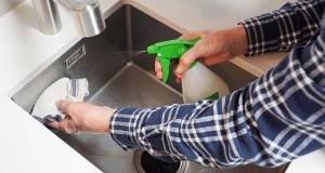 با بایدها و نبایدهای تمیز کردن سینک ظرفشویی آشنا شوید