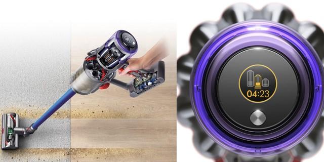 مهم ترین ویژگی های باتری جارو شارژی