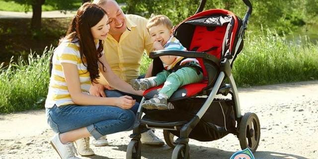 ۵ دلیل اساسی برای خرید کالسکه کودک