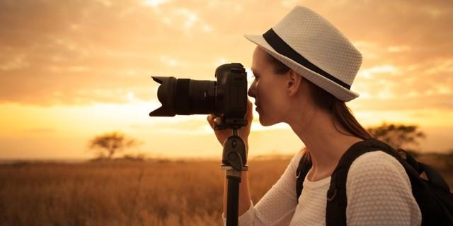 در موقعیت های مختلف چگونه عکاسی کنیم؟