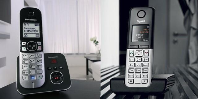 تلفن بی سیم پاناسونیک یا تلفن بی سیم زیمنس (گیگاست)؟ کدامیک و چرا؟