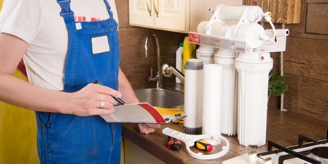 با عملکرد دستگاه تصفیه آب خانگی آشنا شوید