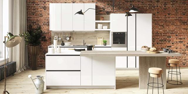 با مطرح ترین طرح های چیدمان آشپزخانه آشنا شوید